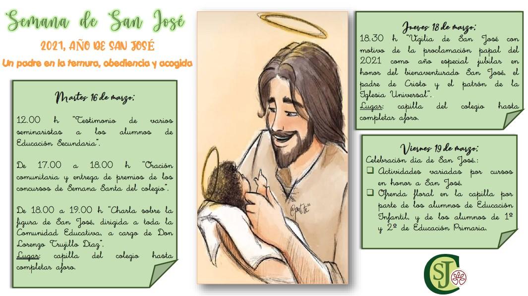 Actos Semana de San José