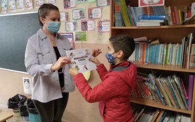 A nuestros alumnos les gusta leer….