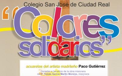 Exposición de ACUARELAS SOLIDARIAS